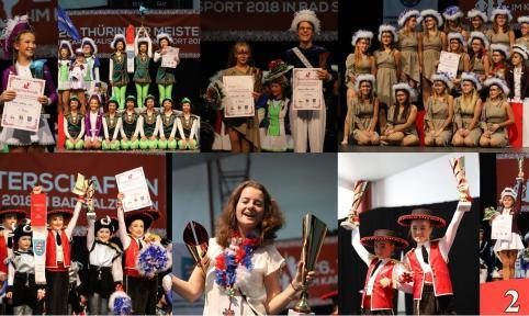 26.Thüringer Meisterschaften in Bad Salzungen