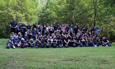 Team-Wochenende in Tambach-Dietharz
