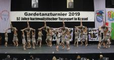 Zweites Turnier der Saison in Kassel