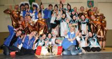 Erfolgreiche Meisterschaften 2016
